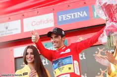 Alberto Contador (Saxo Bank-Tinkoff Bank) wrapped up the overall win today ahead of Sunday's ceremonial stage in Madrid