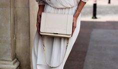 Beautiful CMOOD beige bag
