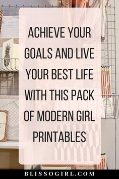 Be the girl you dream of and get motivated with the Blissogirl Hub: A digital place with modern girl tools to achieve your goals, find inspiration and be your best self. You will receive each brand new product I launch for FREE! Achieve Your Goals, Life Organization, Simple Art, Best Self, Live For Yourself, Printable Wall Art, Languages, Life Is Good, Dreaming Of You