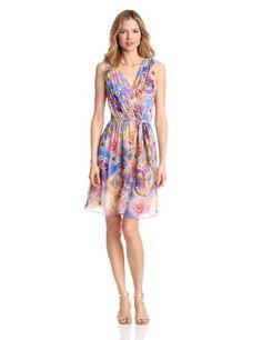 Gabby Skye Women's Floral Print Dress | Love yourself