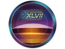 Super Bowl XLVII Decor