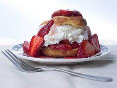 Mini Strawberry Shortcake: Summer Strawberry Recipes Yum Yum www.batsbirdsyard.com