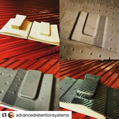 #Repost @advancedretentionsystems with @repostapp ・・・ So my #splitmolds work exceptionally well with the @hdindustrialdesign #hd200 #vacuumformer... apparently.  Need to make #trimmolds now. #glock #magcarrier #carbonfiber #kydex #kydexlivesmatter #boltar