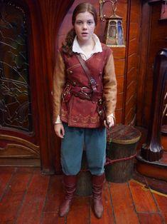 dawn treader costumes |  Lucy, best view yet
