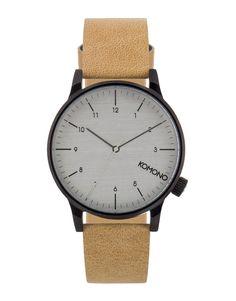 Koop Horloge - Winston Regal Camel Online op shop.brothersjeans.nl voor slechts € 79,95. Vind 15 andere Komono producten op shop.brothersjeans.nl.