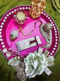 1st choice gift : Rakhi platter. product available at : https://www.facebook.com/1stchoicegift