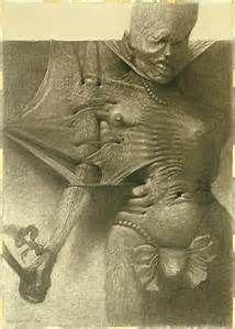 Zdzislaw Beksinski Drawings - Bing images