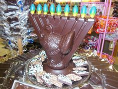 The  chocolate menurkey
