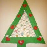 Manualitat de nadal: AVET AMB FILFERRO DE GALLINER