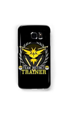 Team Instinct - Pokemon Go | Samsung Galaxy S7 - Snap