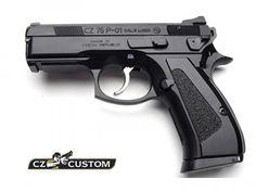 CZ COMPACT P01 SDP BLACK (Decocker) - CZ Pistols Custom - NEW FIREARMS