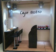 Gavetas - Café Bistrô