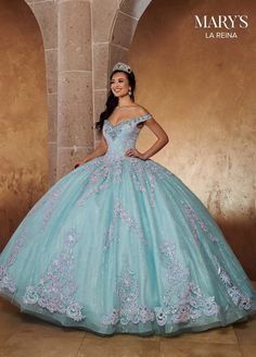 Xv Dresses, Quince Dresses, Bridal Dresses, Party Dresses, Tulle Balls, Tulle Ball Gown, Ball Gowns, Tulle Lace, Mary's Bridal