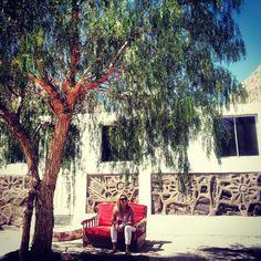 refugio chochiguaz CHile