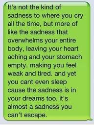 My feelings about Alzheimer's, though I'm not sure this was written for Alz.
