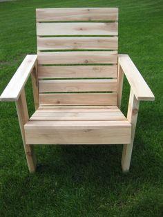 Adirondack Chair from KregJig.ning.com
