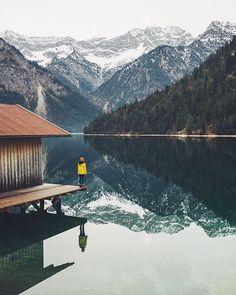 """an-adventurers: """" Reutte, Austria, Tirol, Plansee """""""