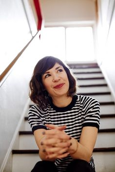 FUNNY GIRL | Carrie Brownstein in her home in Portland, Ore.