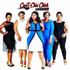Make up products are Black Opal MAU are Chic Street Studio #curvychicchic #curvygirl #curvymodel #curvywomen #curvynstyle