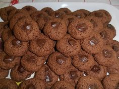 Gerdi süti: Kávés-csokis keksz Cookies, Baking, Desserts, Food, Crack Crackers, Tailgate Desserts, Deserts, Biscuits, Bakken