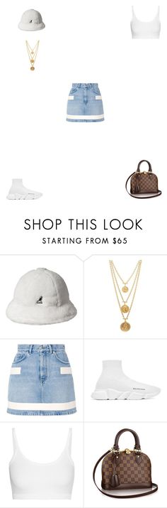 """""""I'm done"""" by astar-i ❤ liked on Polyvore featuring kangol, Ben-Amun, Givenchy, Balenciaga and Helmut Lang"""