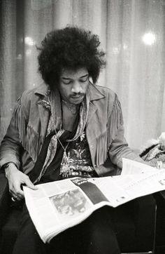 Jimi Hendrix - Buenas Fotos