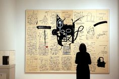 Basquiat – An engaging if slightly esoteric exhibition at the Brooklyn Museum is built around 160 pages from the artist's notebooks that have never been publicly exhibited before.