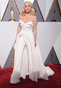 Lady Gaga aux Oscars 2016