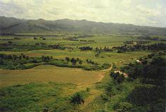 Valley de loes Ingenios, Cuba