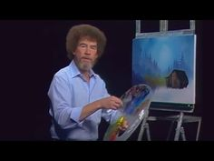 Bob Ross - Days Gone By (Season 20 Episode 10) - YouTube