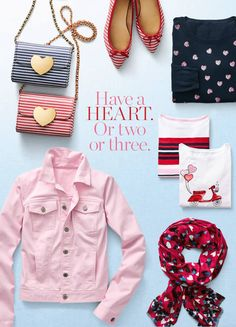 c2d015b205f You ll be love struck when you see  Talbots  new Valentine s Day collection