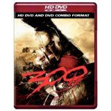 300 (Combo HD DVD and Standard DVD) (HD DVD)By Gerard Butler