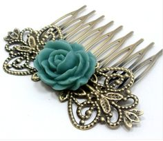 Happy Day Vintage: Cool Vintage Inspired Hair Accessories
