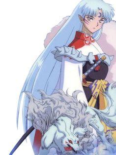 Inuyasha Sesshoumaru Costume (size: Female XS)