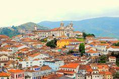 Ouro Preto. Brazil