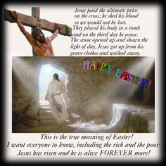 ~The True Meaning Of Easter~