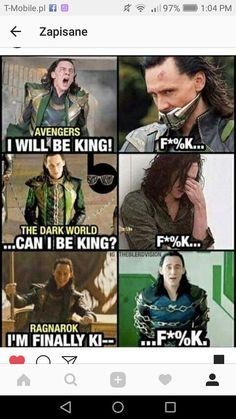 Sorry Loki ain't gonna happen