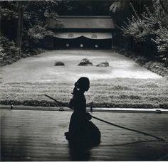 Kyudo:弓道