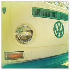 unique VW bus #SandbarDesigns #VWBus #VW #BusPics #Volkswagen #BusyDreamin.com