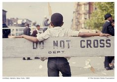Harlem, Gordon Parks