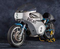 MotArt: Ducati Bevel Twins 1973 750 Imola