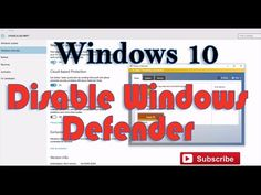 How to disable Windows Defender in Windows 10 permanently | Tech Prezz