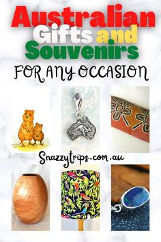 Gorgeous Australian Gift Ideas Online - authentic Australian products to delight your loved ones. Shop online. Delivered to many countries from Oz. #australiansouvenirs #australiangiftideas #australianproducts #aboriginalgifts #australianopals #australianhandicrafts #snazzytrips Cute Australian Animals, Australian Gifts, Australian Native Flowers, Champagne Ring, Bag Essentials, Australia Travel Guide, Animal Wall Decals, Wood Vase, Travel Memories