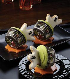 Get Boo-ed Halloween CupcakesGet Boo-ed Halloween Cupcakes how to
