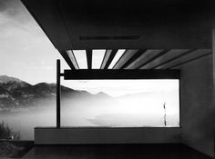 Richard Neutra - Ebelin Bucherius house - 1966. Always an inspiration and influence to me #architecture