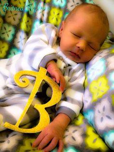 Newborn baby boy pic