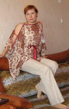 bluson muchos patrones de tunica