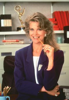 Image result for CANDICE BERGEN IN MURPHY BROWN