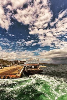 Eskihisar Ferry,Kocaeli, #Turkey . Clouds, Adventure, Country, Outdoor, Turkey Country, Outdoors, Rural Area, Adventure Movies, Country Music