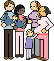 Pregnancy, Baby & Toddler Groups We believe in facilitating the meeting of parents and their babies in diverse and comfortable groups to share their experiences.